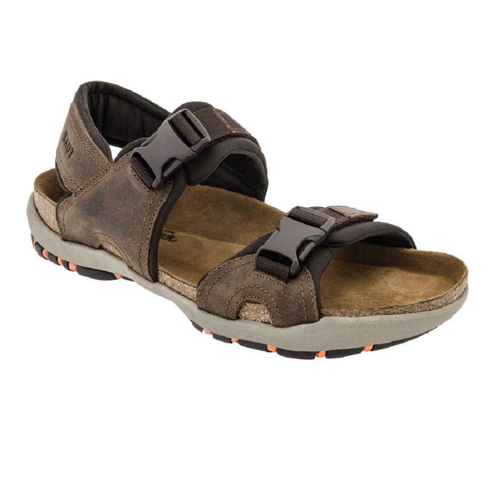 Naot Explorer Men's Leather Adjustable Walking Comfort Sandal Shoe