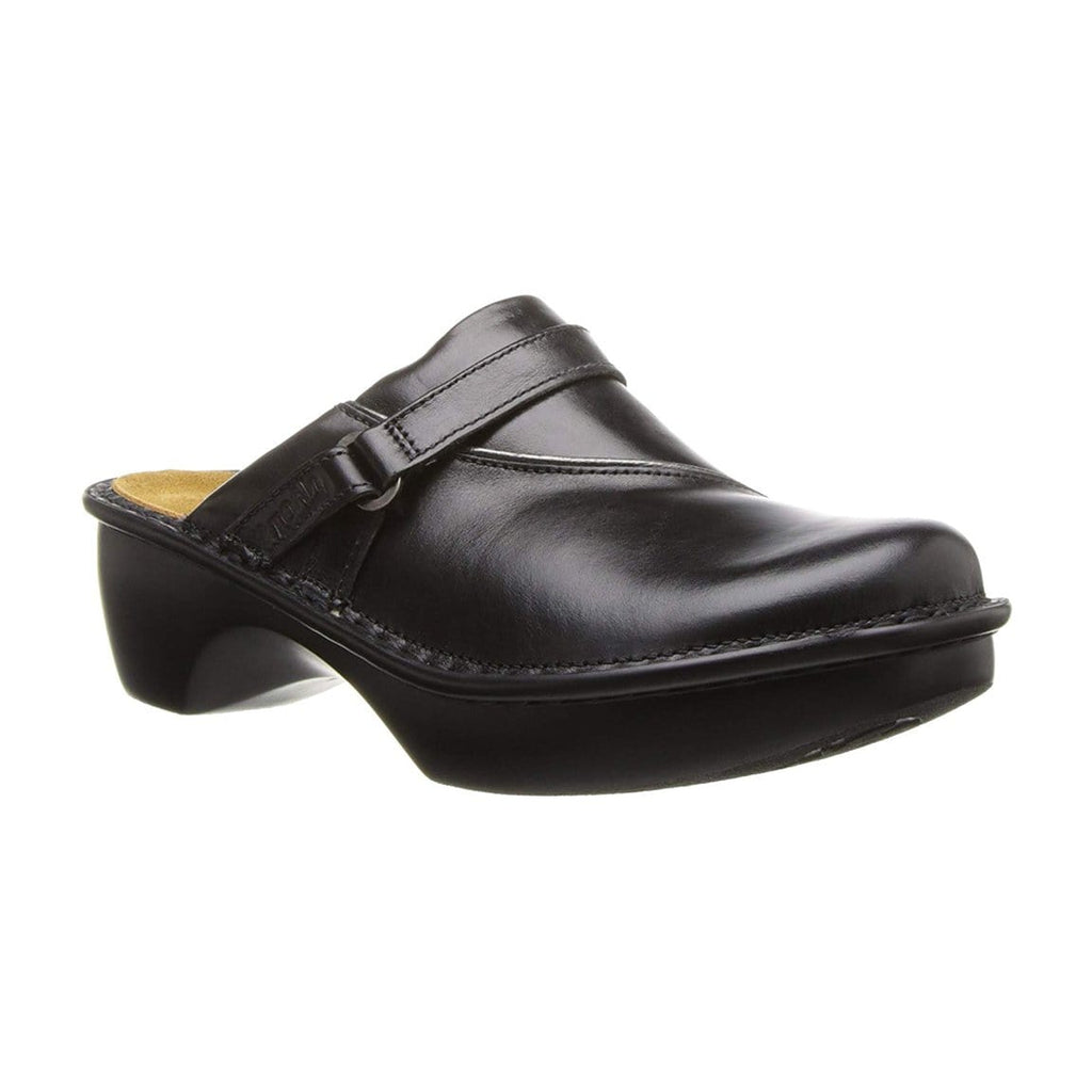 Naot Florence Women's Leather Heeled Mule Shoe - Simons Shoes