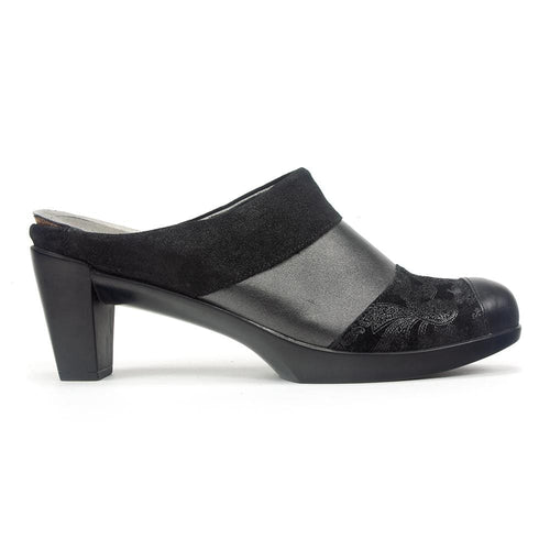 Naot Fortuna | Women's Multi Leather Slip On Backless Pump | Simons