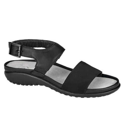 Naot Sandal - Women's Leather Haki Slingback Sandal - Simons Shoes