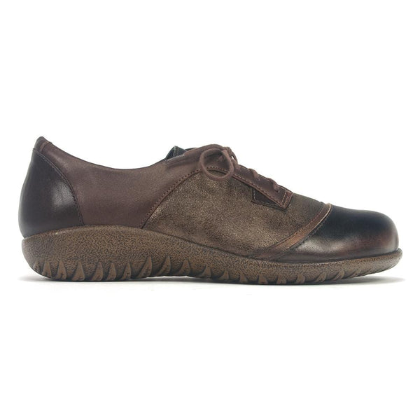 Naot Harore Bronze Brown Womens Leather