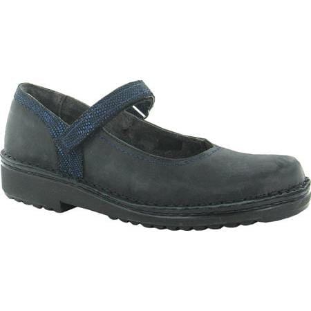 NHB Oily Coal Nubuck/ Navy Rep