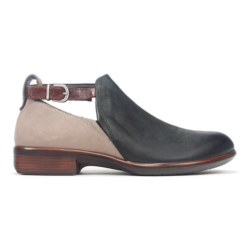 Naot Kamsin | Women's Contrast Leather Stylish Cutout Bootie | Simons