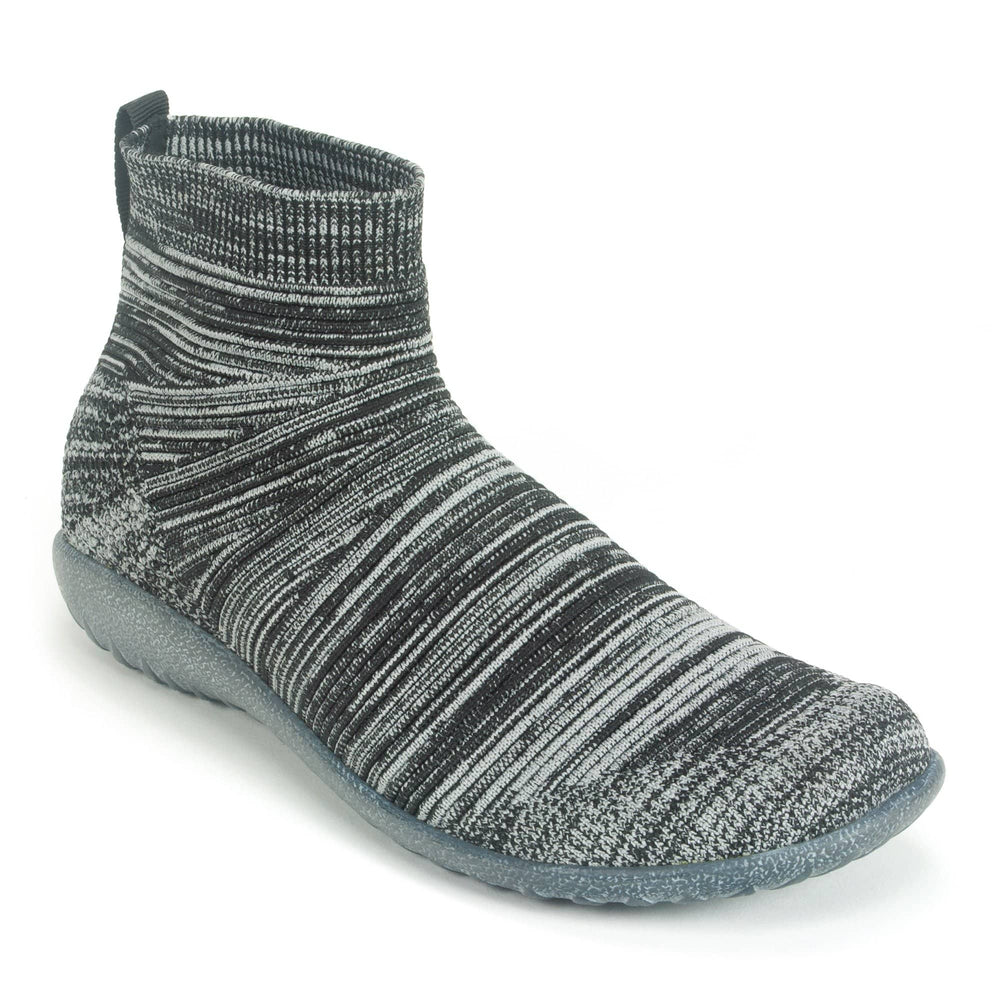 56B Lt Gray/Blk Knit