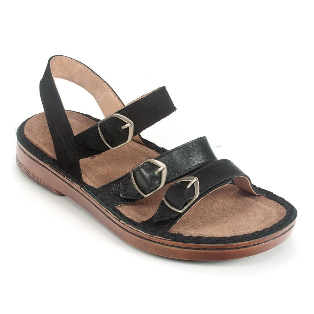 Naot Women's Lamego Strapped Cork Footbed Sandal | Simons Shoes