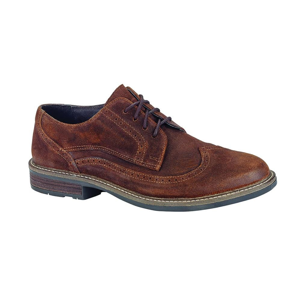 Naot Men's Magnate Leather Lace Up Wingtip Shoe