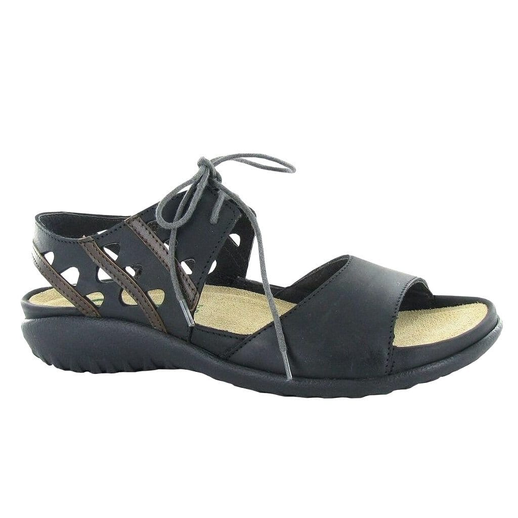 c4abc684200a Naot Tie Sandal - Women s Mangere Leather Cutout Sandal - Simons Shoes