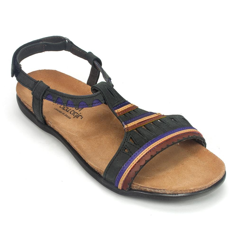 4ce2123855b9 Naot Odelia Women s Leather Printed Sandal Shoe – Simons Shoes