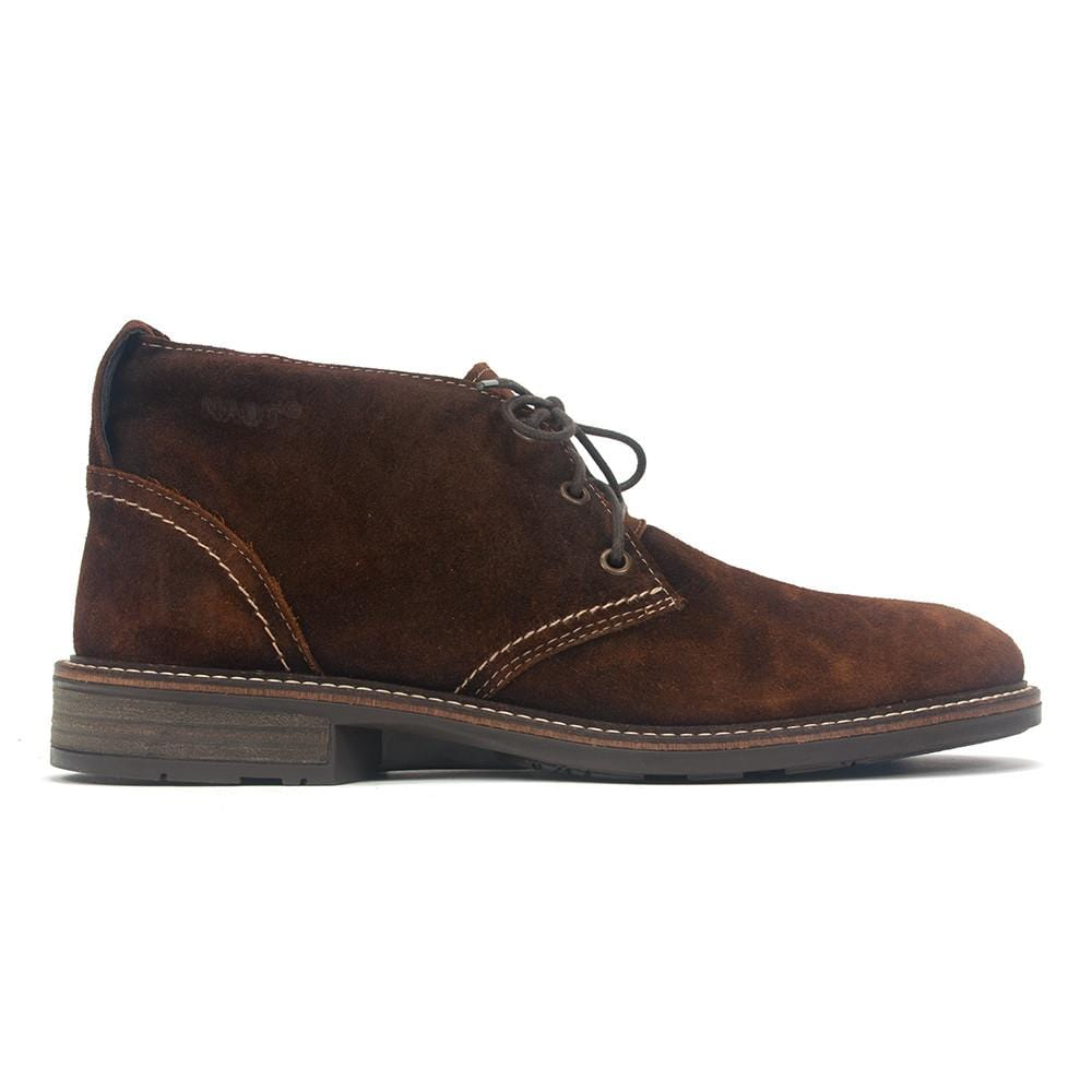 Naot Men's Pilot Chukka Suede Lace Up Boot Shoe
