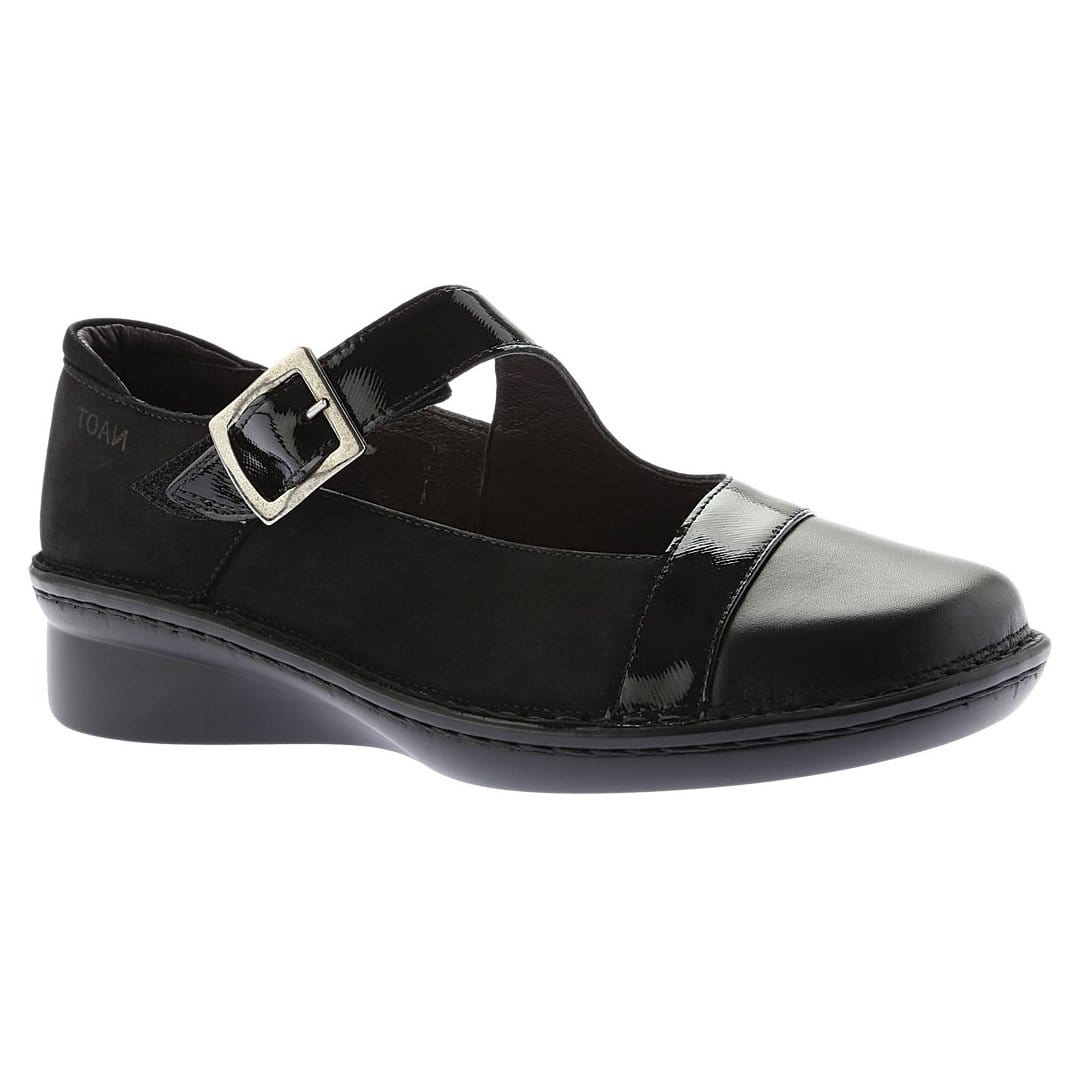 Naot Women's Rhythm Leather and Suede Mary Jane Shoe