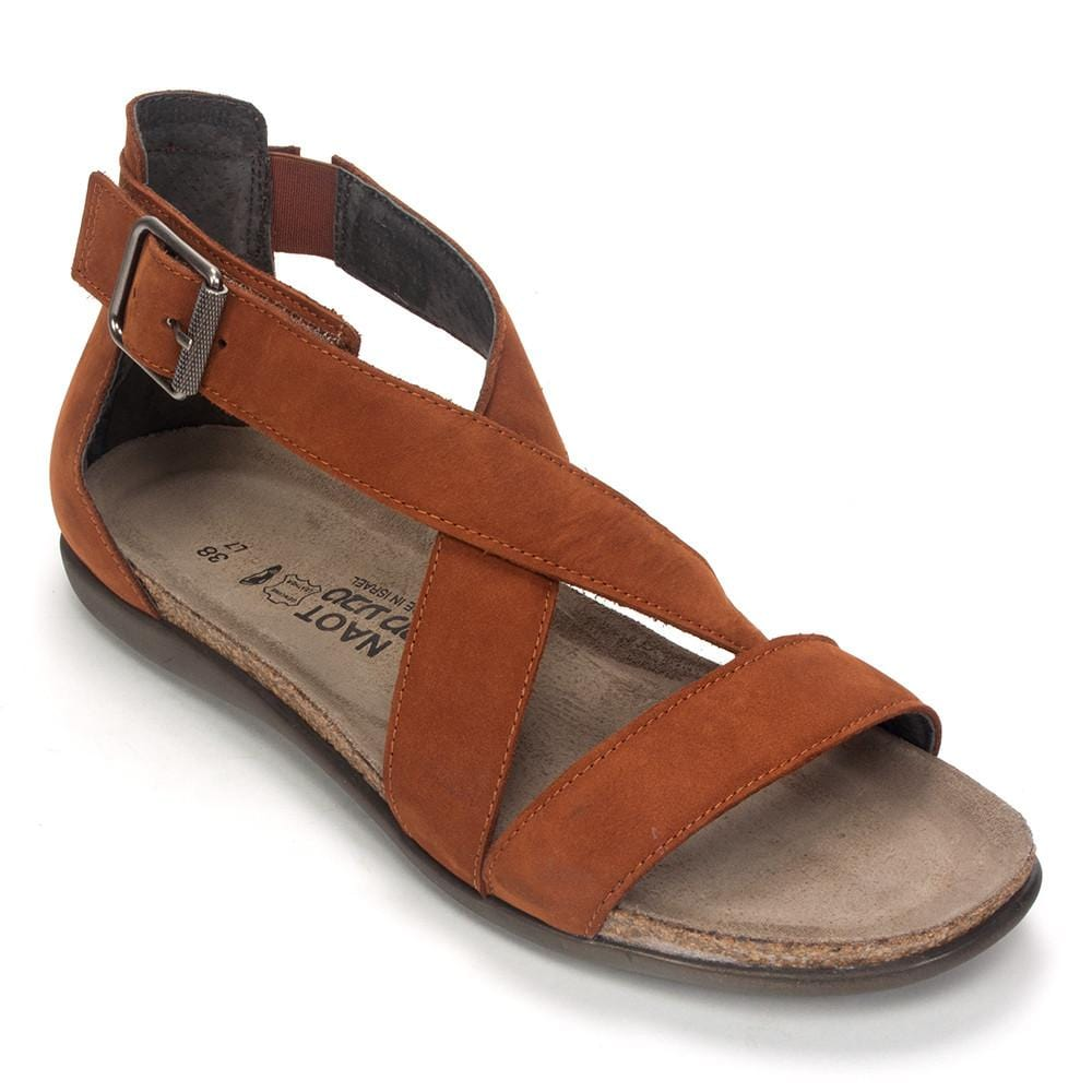 E89 Hawaiian Brown Nubuck