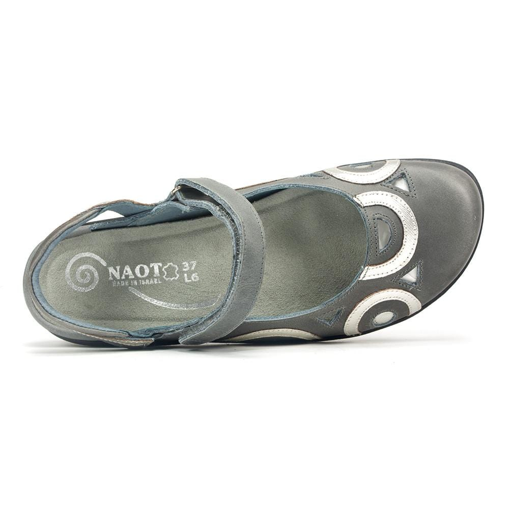 Naot Rongo Women's Leather Slingback Mary Jane Shoe
