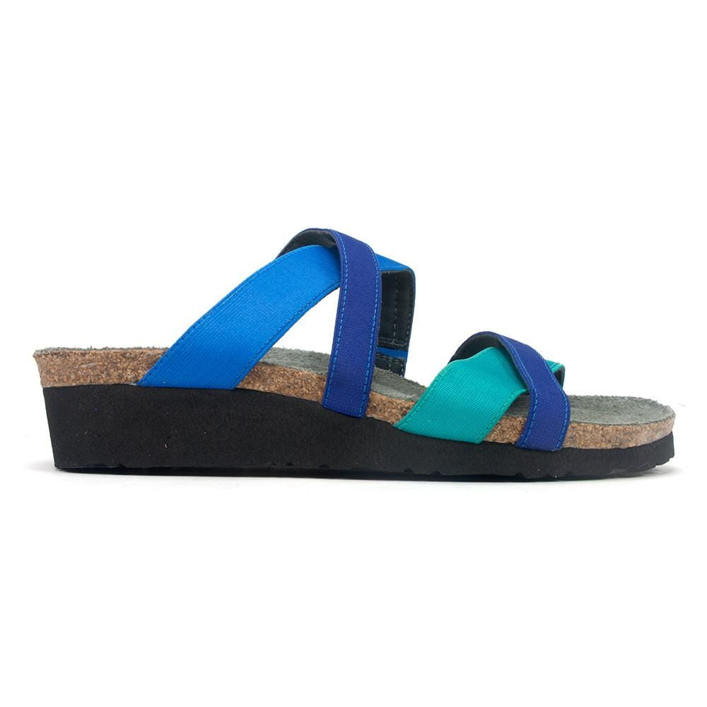 Naot Women's Roxana Strappy Slide Sandal Shoe