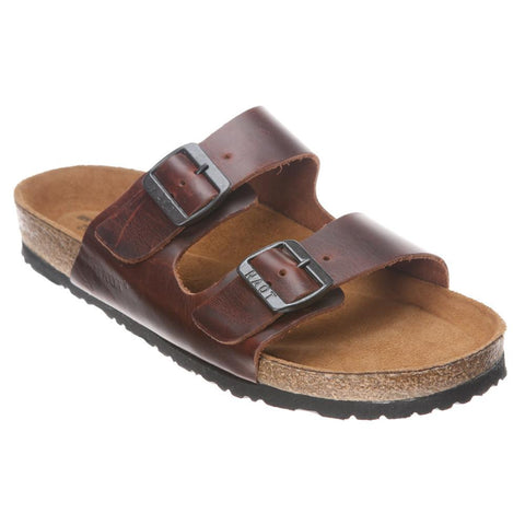 Shai Two Strap Slide Sandal