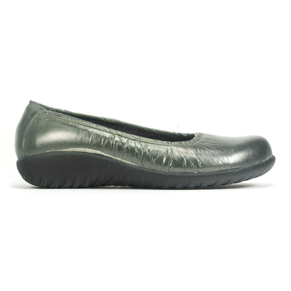 Naot Taupo Flat | Women's Leather Slip on Comfortable Flat | Simons