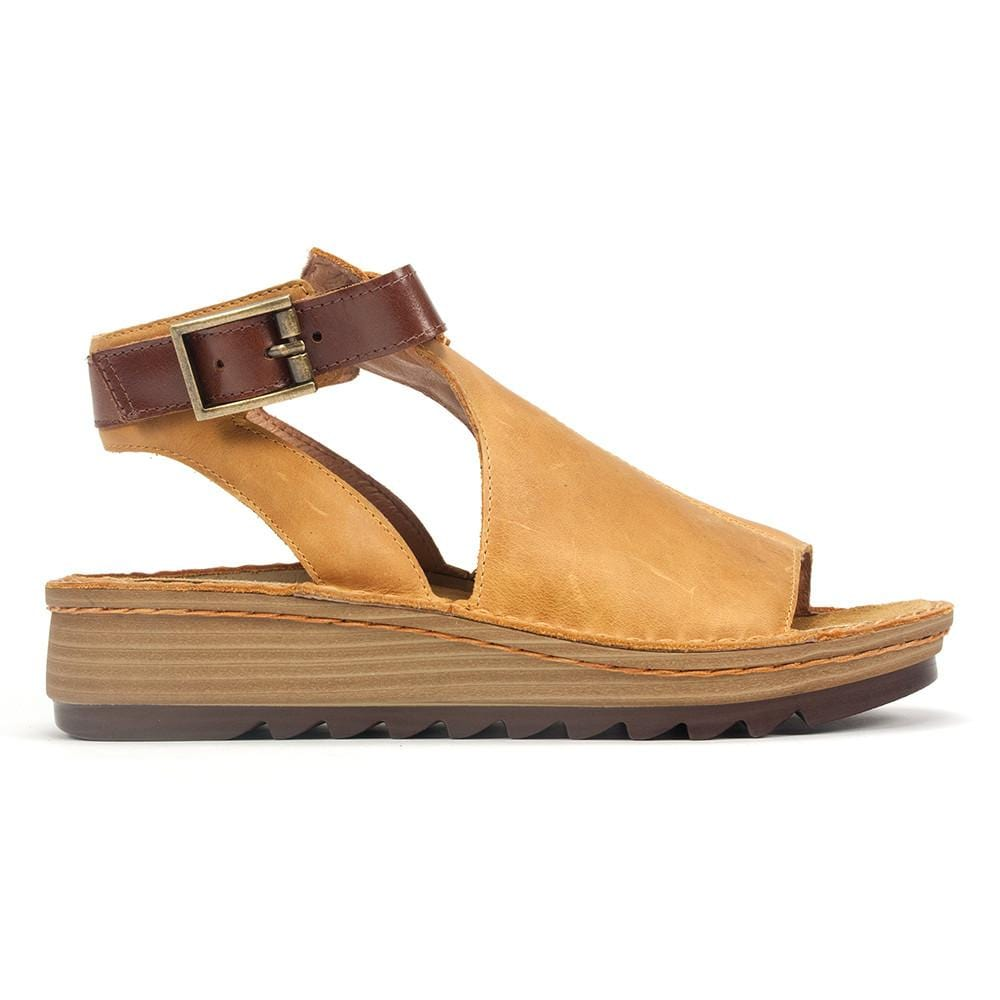 Naot Verbena | Women's Cutout Leather Wrap Gladiator Sandal | Simons