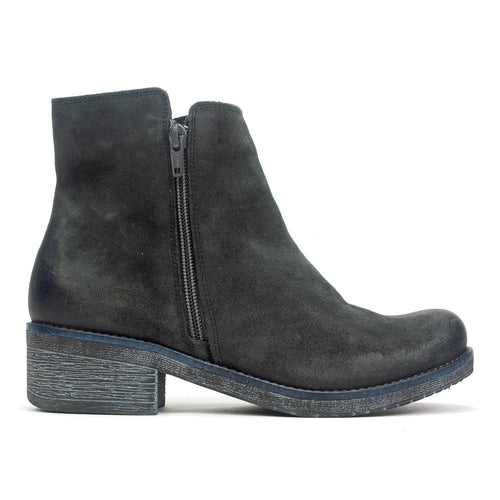 Naot Wander Suede Bootie | Women's Double Zipper Ankle Boot | Simons