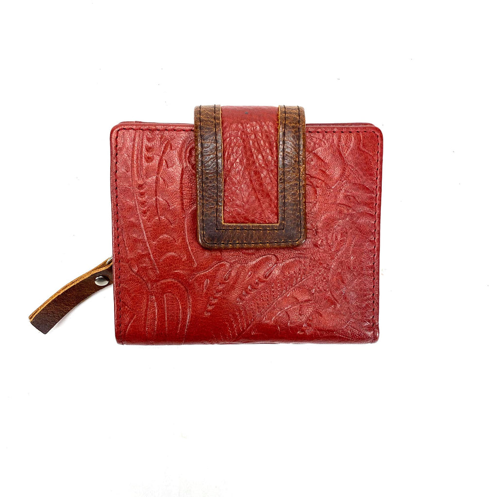 Osgoode Marley 1432 Henna Leather Mini Wallet | Simons Shoes