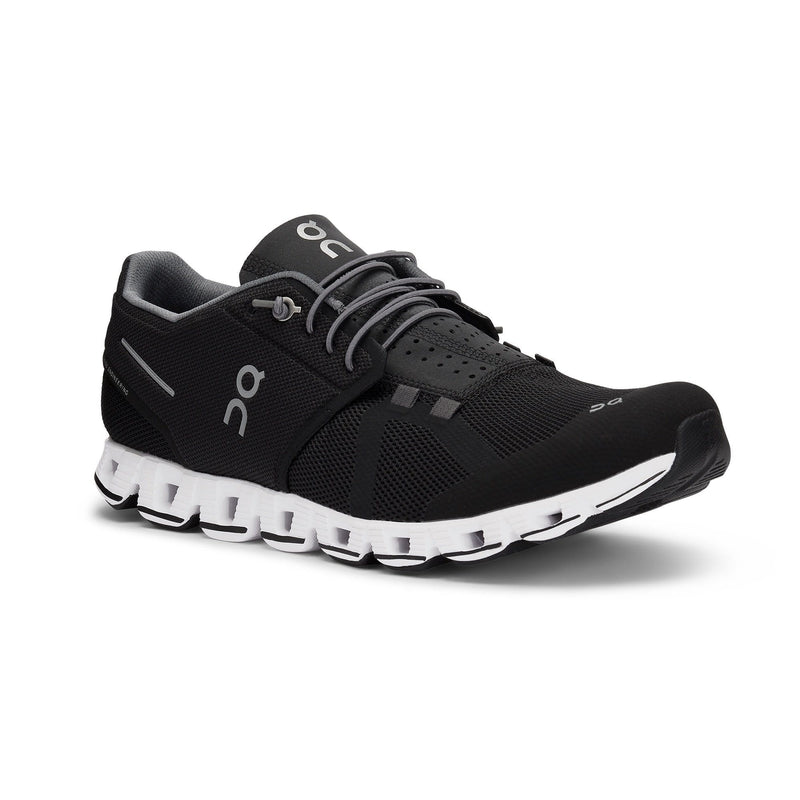 On Running Cloud Lightweight Men's Black Running Sneaker | Simons Shoes