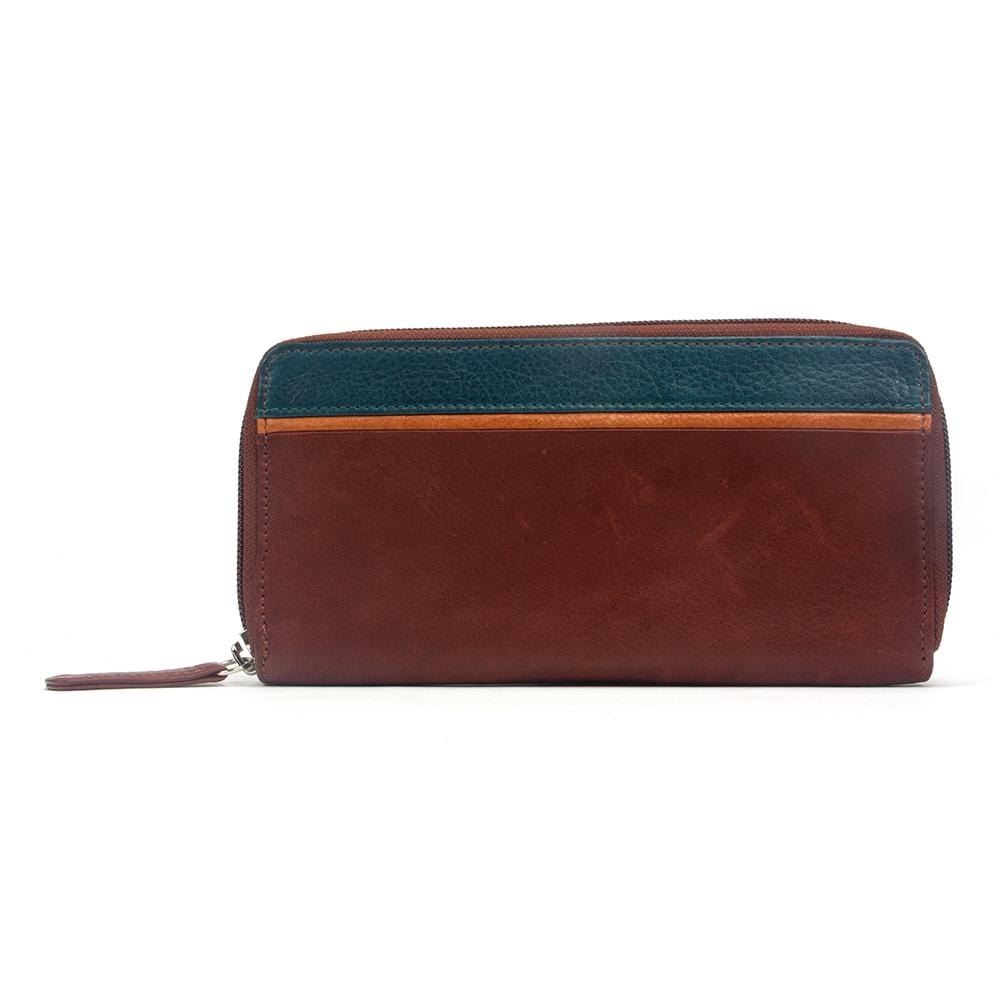 Osgoode Marley Leather Wallet - RFID Zip Around Wallet (1410) -Simons