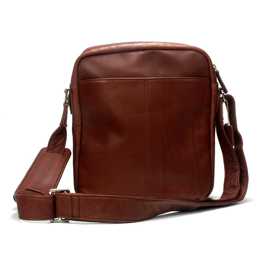 Osgood Marley Christopher 4031 - Men's Leather RFID Satchel | Simons
