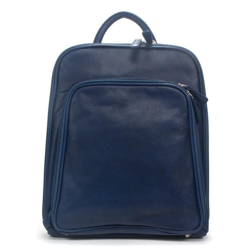 Osgoode Marley Large Leather Organizer Backpack (5013)