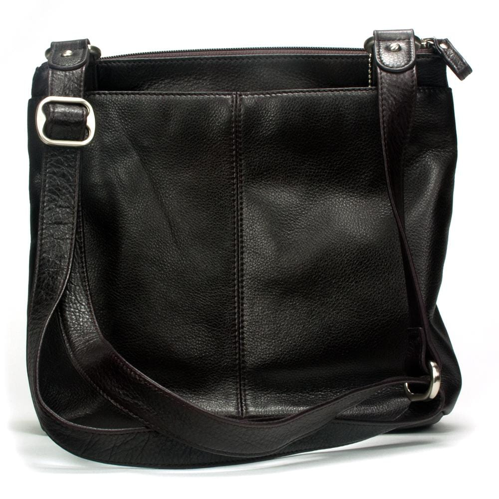 Osgoode Marley Leather Handbag - Women's Large Crossbody Traveler 7003