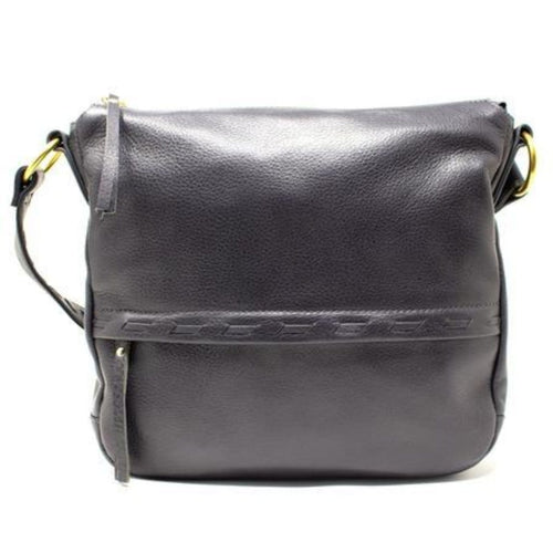 Osgoode Marley Faye Hobo 7042 Leather Convertible Crossbody Purse Bag