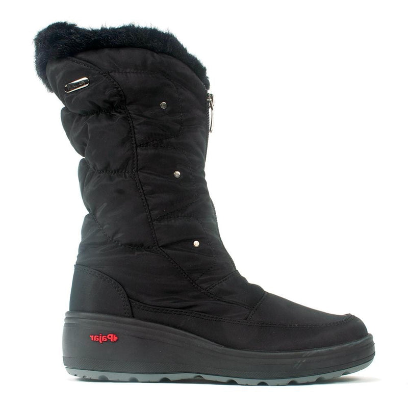 Pajar Louisa Waterproof Nylon Lined Winter Demi Boot | Simons Shoes
