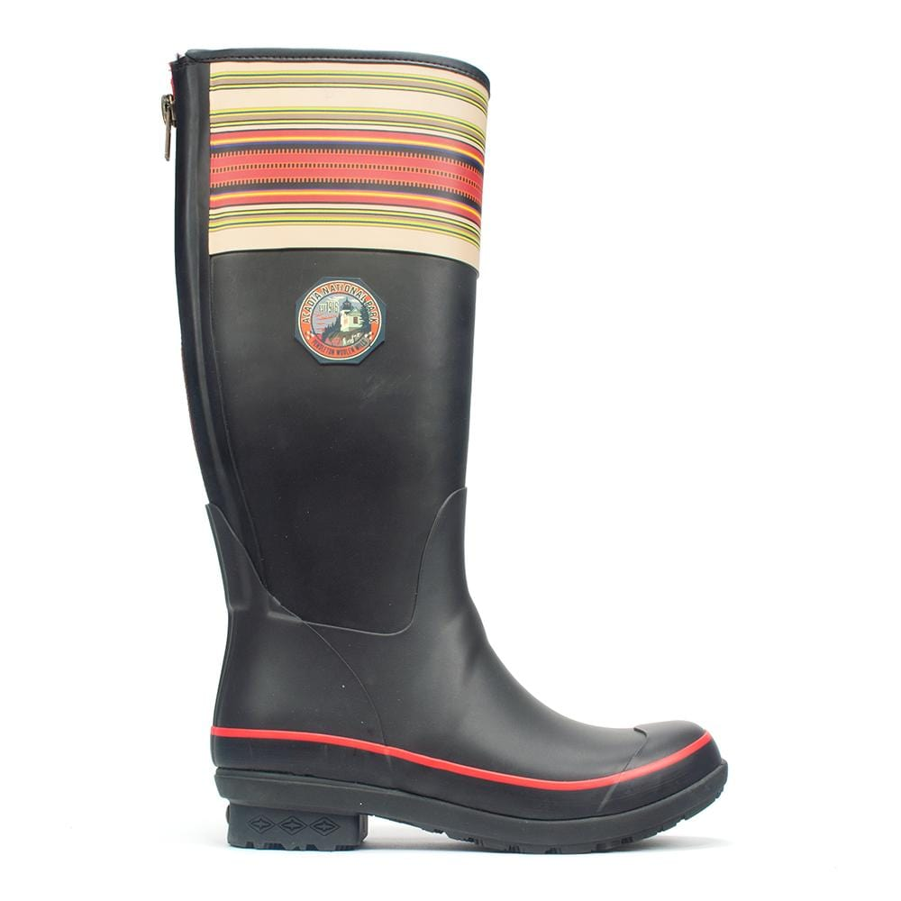 Pendleton Acadia National Park Tall Waterproof Rubber Rain Sturdy Boot