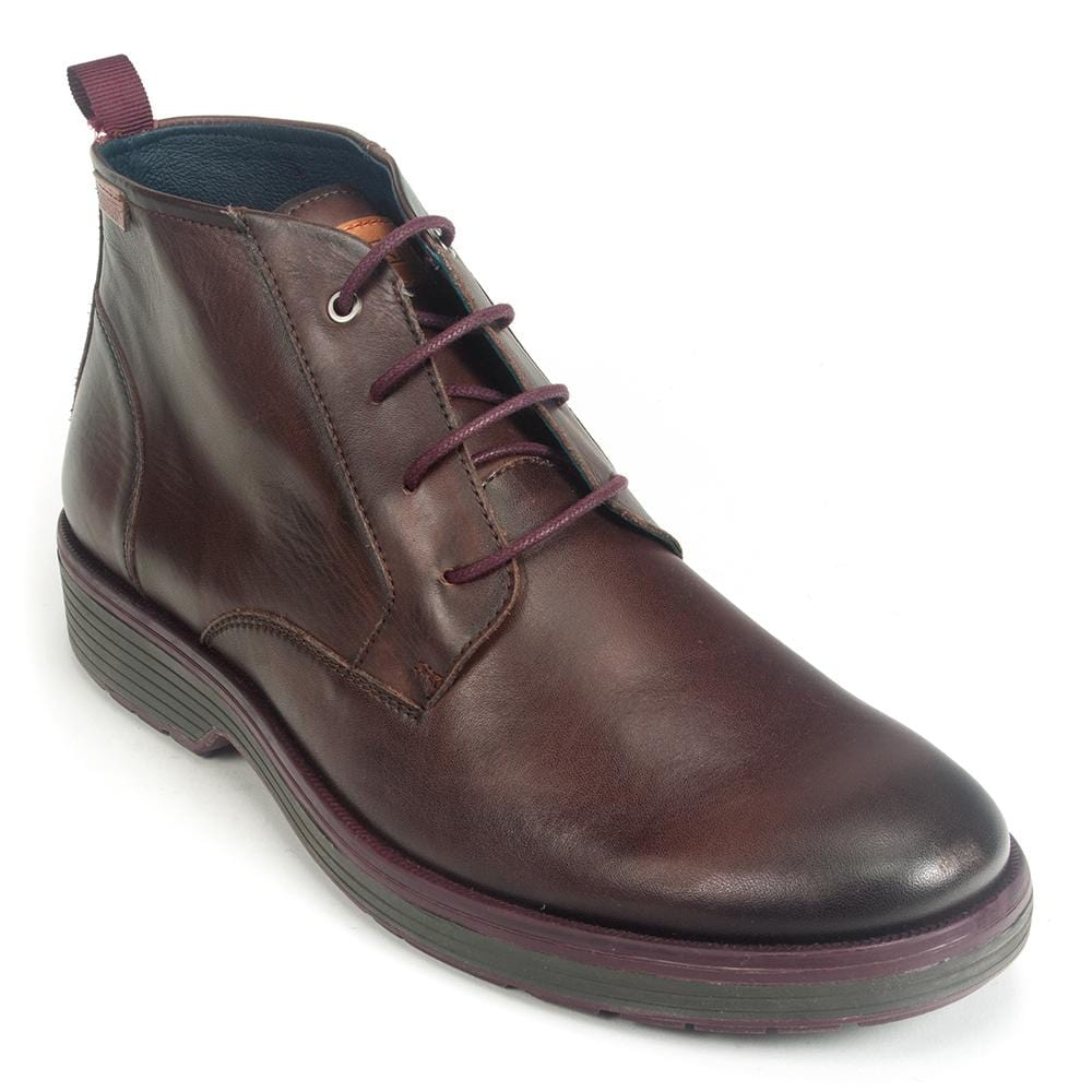 Pikolinos Gava Chukka Boot (M5P-8317) | Men's Comfortable Leather Boot
