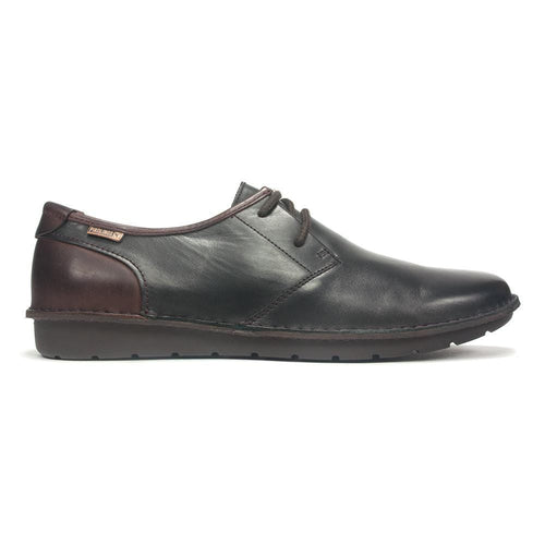 Pikolinos Men's Santiago (M7B-4023C1) Leather Two Eye Lace up Shoe