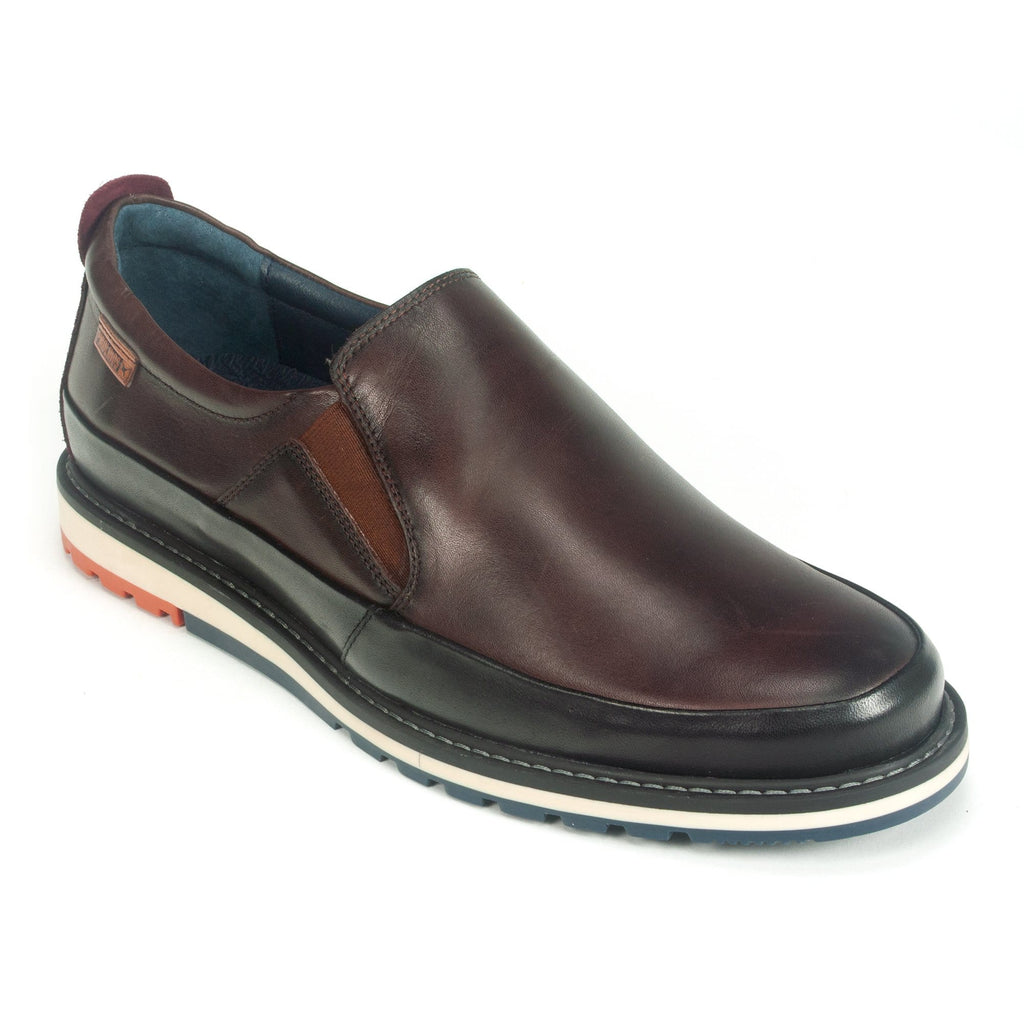 Pikolinos Berna Mens Leather Slip On Loafer (M8J-3150) Olmo | Simons Shoes