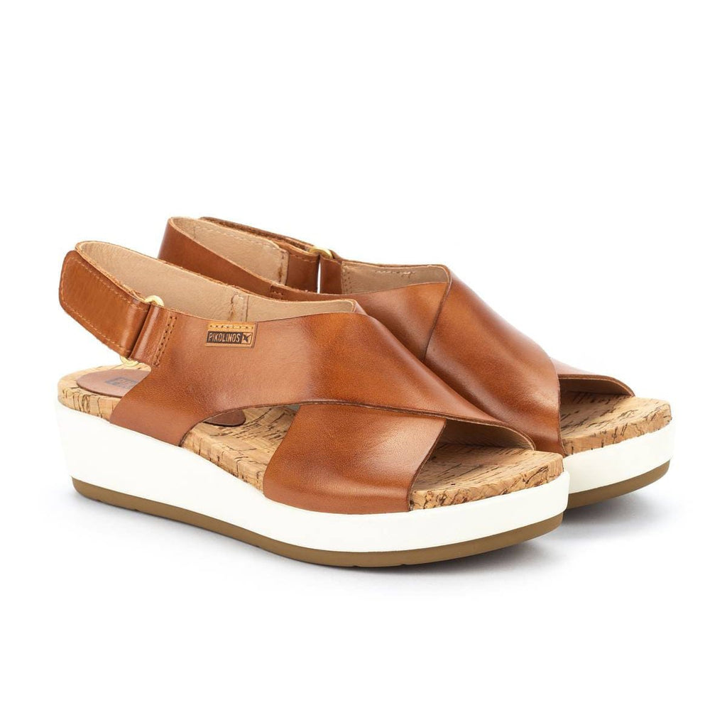Pikolinos Leather Mykonos Slingback Sandal (W1G-0757C2) | Simons Shoes