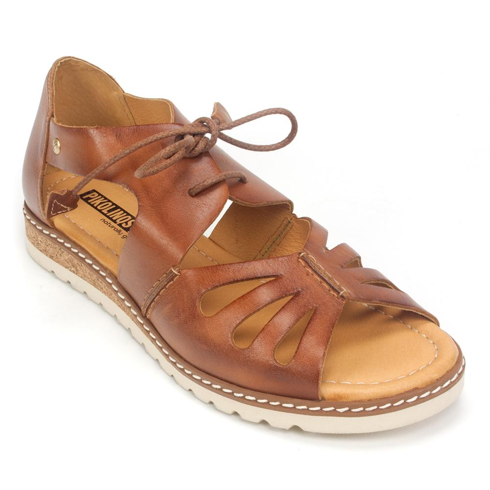 Pikolinos Alcudia - Women's W1L-0917 Leather Lace Up Sandal | Simons