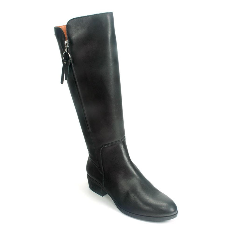 Pikolinos Daroca Knee High Boot (W1U-9653) | Women's Leather Tall Boot