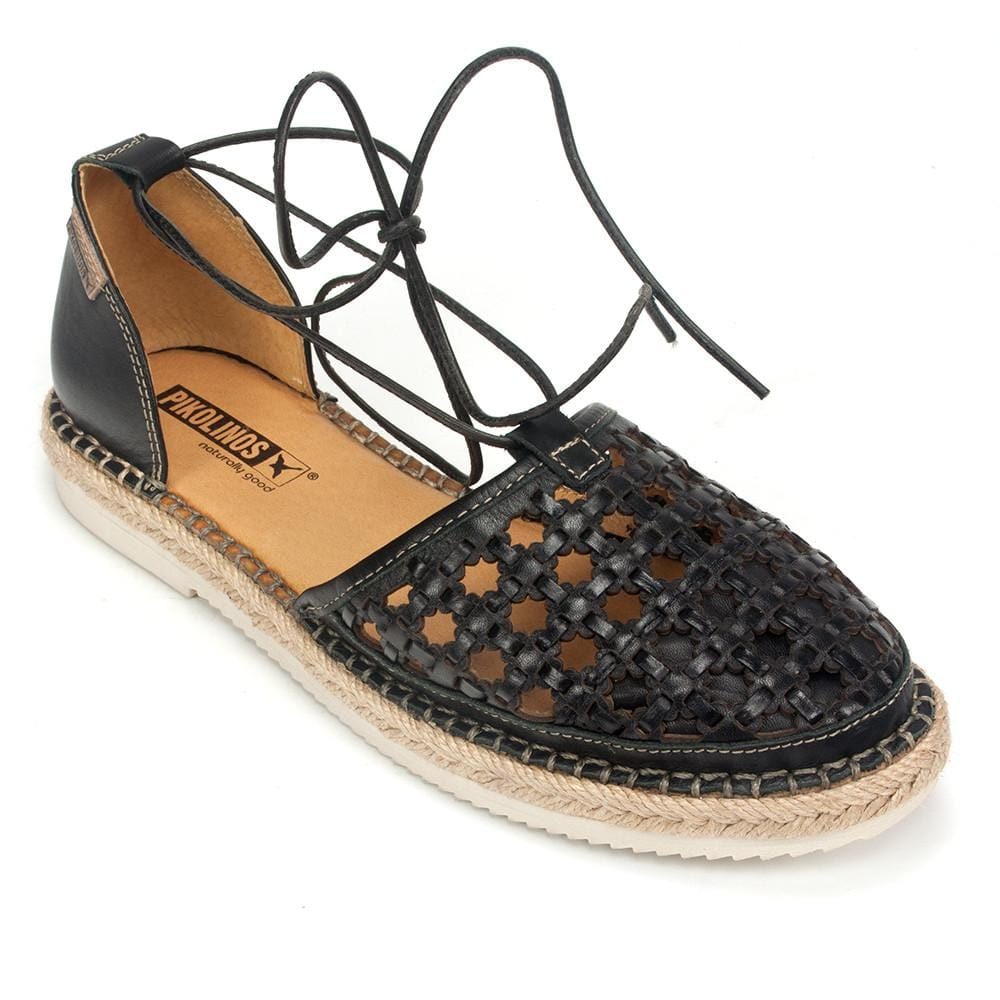 Pikolinos Cadamunt W3k 3631 Women S Lace Up Woven Closed