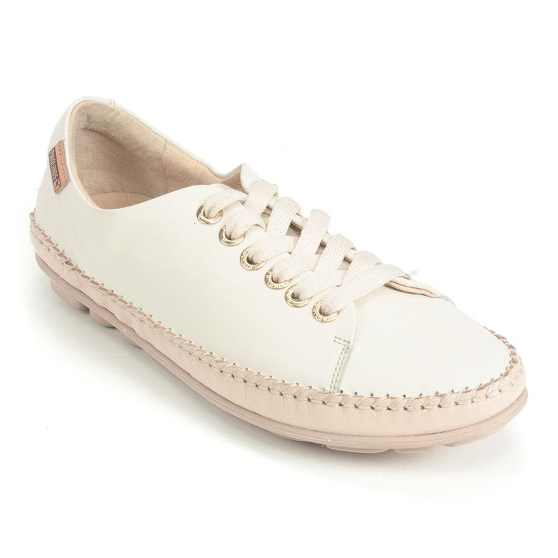 Pikolinos Riola W3Y-4925C1 Womens Leather Lace Sneaker | Simons Shoes