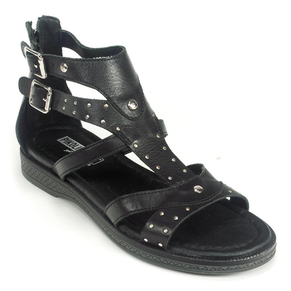 Pikolinos Leather Moraira Sandal (W4E-0629) | Simons Shoes