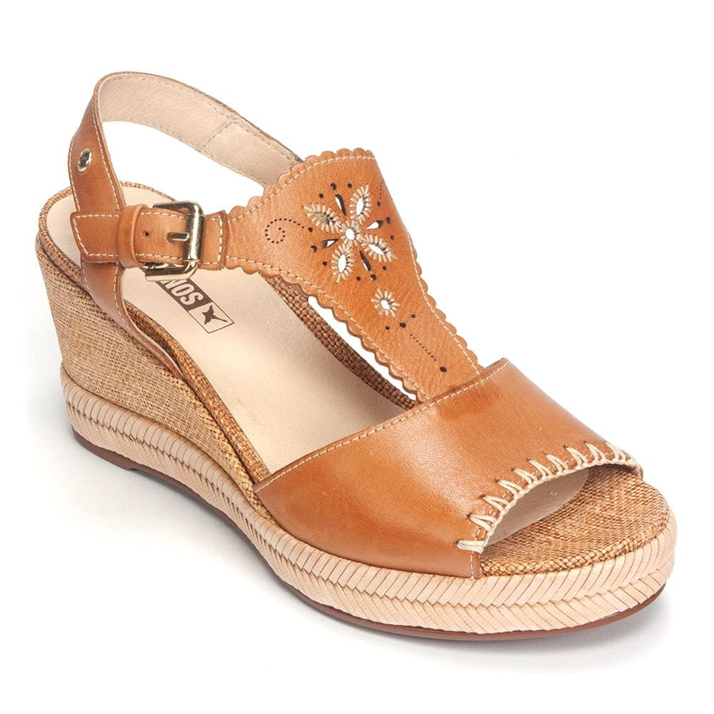 Mojacar Wedge Sandal (W7R-1711) by Pikolinos - Simons Shoes