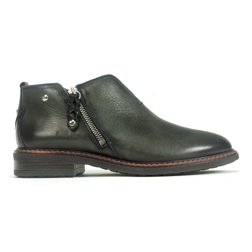 Pikolinos Aldaya Bootie (W8J-7501C1) Women's Calfskin Leather Lead | Simons Shoes