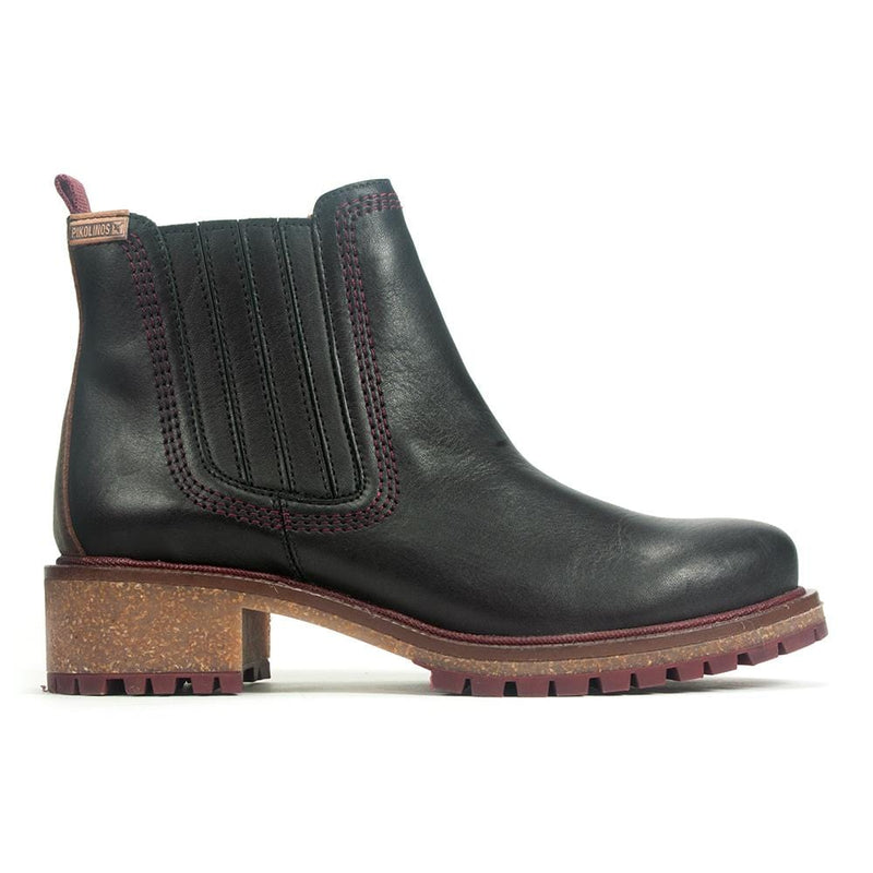 Pikolinos Aspe Chelsea Boot (W9Z-8633) | Women's Comfort Leather Boot