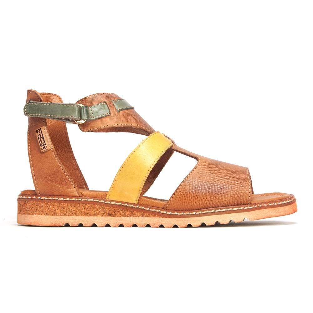 Alcudia Sandal (WIL-0512C3) by Pikolinos - Simons Shoes
