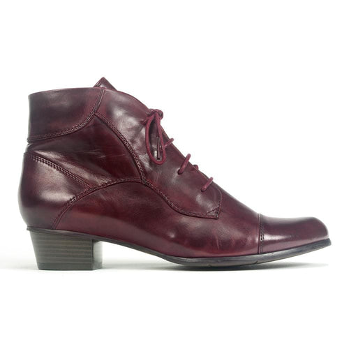 Regarde Le Ciel Stefany-123 Bootie Womens Leather Heeled Boot | Simons