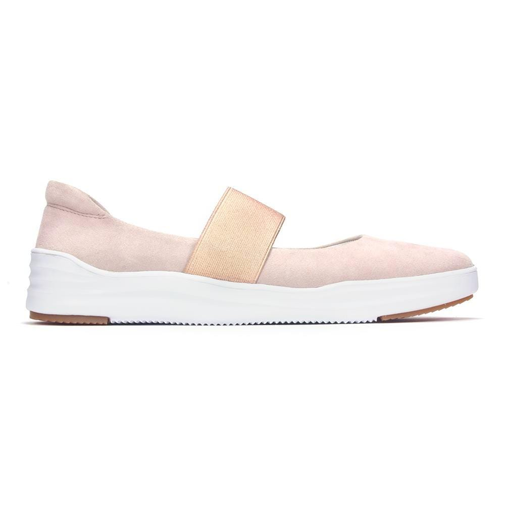 Regarde Le Ciel Athletic Mary Jane | Alboran-15 Suede Sneaker | Simons