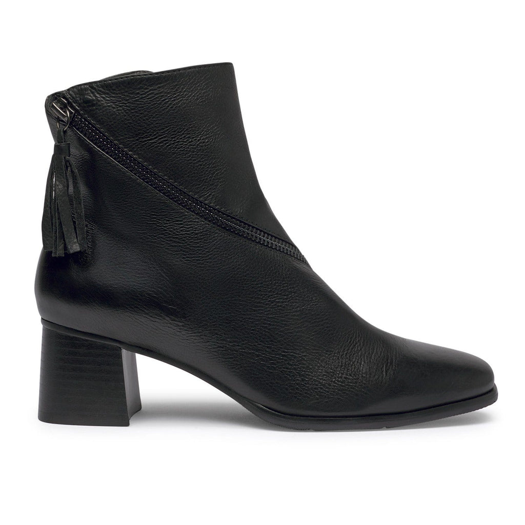 Regarde Le Ciel Ines 34 Black Demi Boot | Simons Shoes
