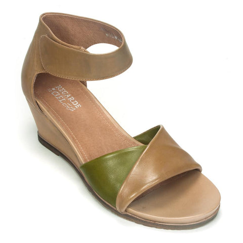 9412efd302e1 Camper Limi (K200111) Women s Leather Strap Wedge Sandal Shoe ...