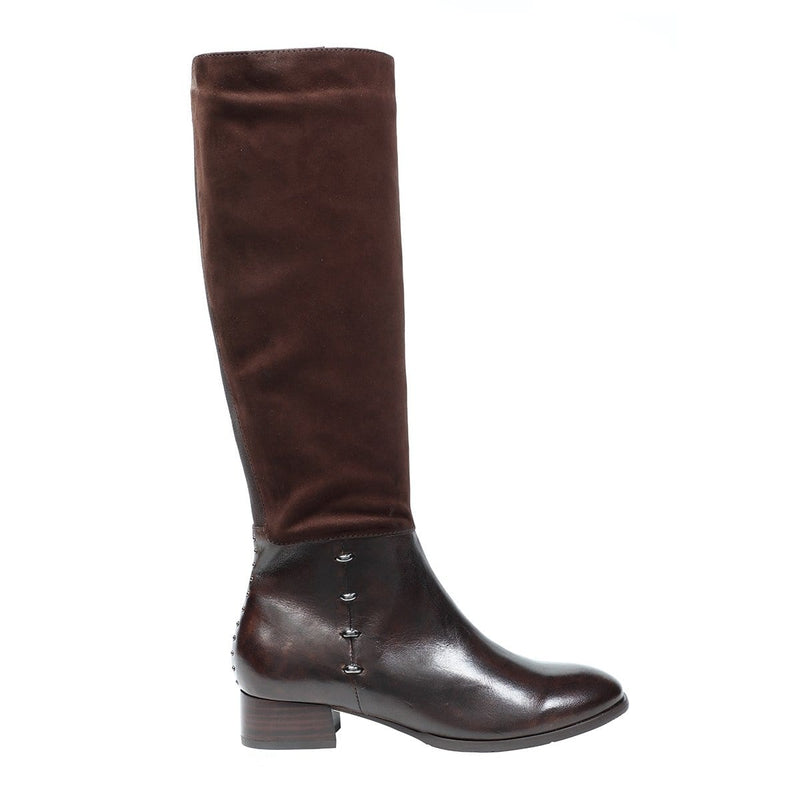 Regarde Le Ciel Cristion 10 Women's Leather Tall Riding Boot Shoe
