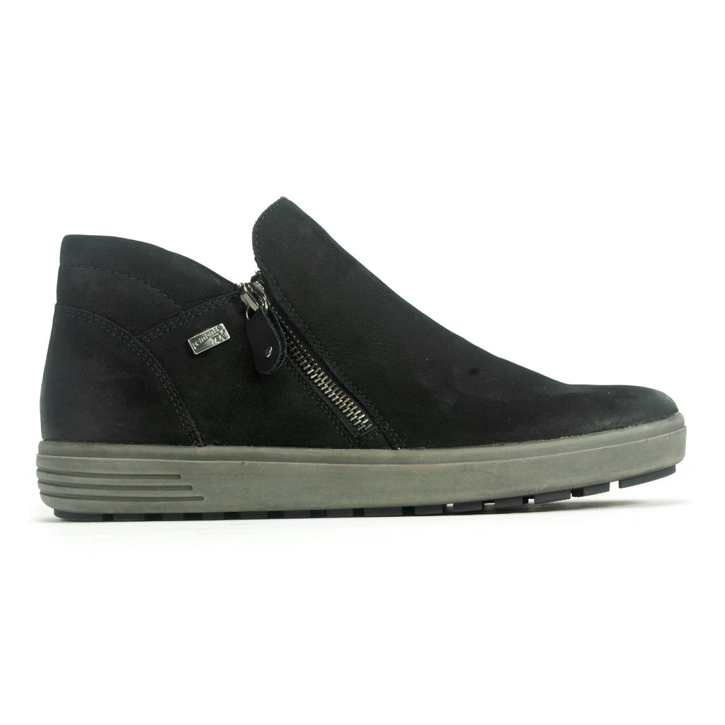 Remonte D4470 Women's Sporty Nubuck Ankle Boot Black | Simons Shoes