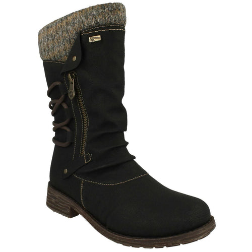 Remonte Warm Lined Winter Boots (D8070)